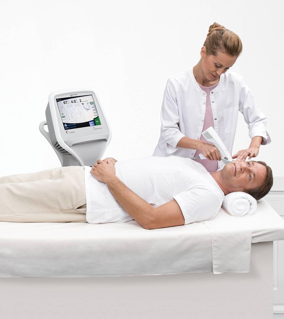 Radiofrecvența facială și corporală