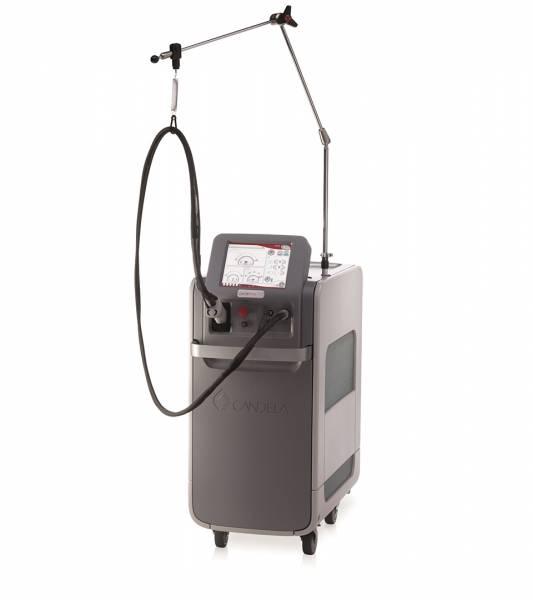 Gentle Max pro - Platforma Laser Alexandrite si Nd:YAG pentru Clinici Estetice