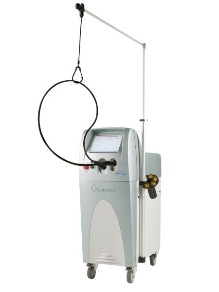 Aparat laser Q-Switched si Alexandrite Alex TriVantage